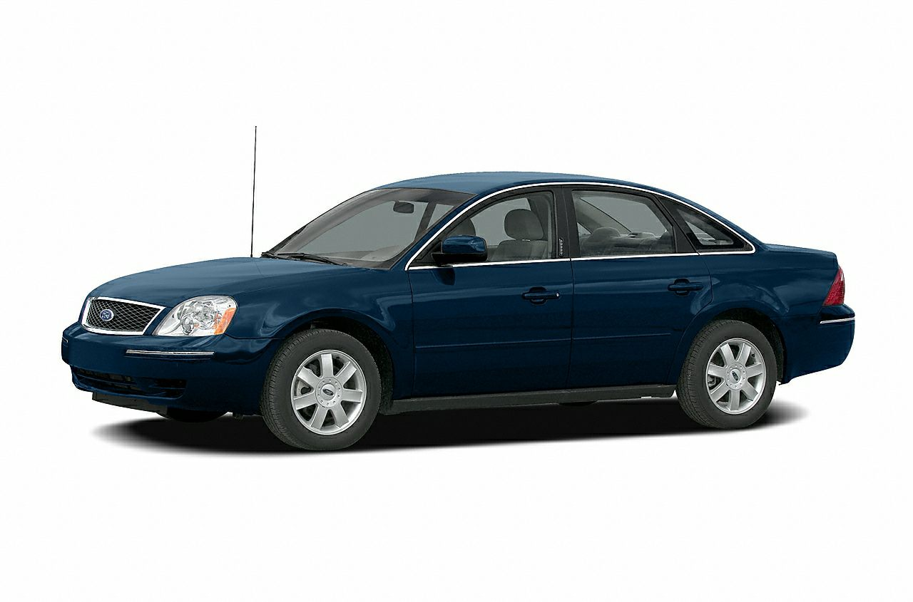 2005 Ford Five Hundred Limited A NICE 2005 FORD 500 LIMITED SEDAN 156K MAROON EXTERIOR WITH TAN
