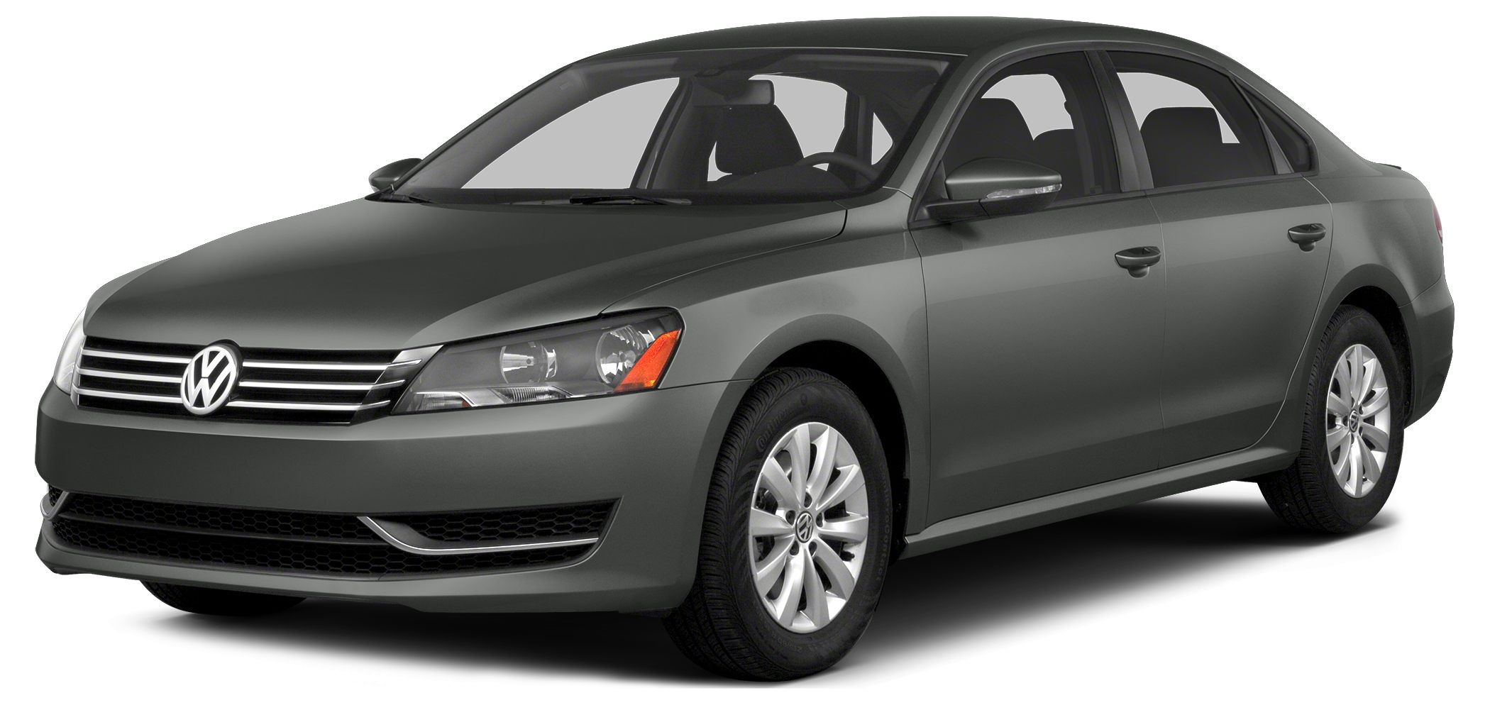 2014 Volkswagen Passat 18T SE 1 OWNER Moonrock wCloth Seating Surfaces Gasoline Turbo Yo