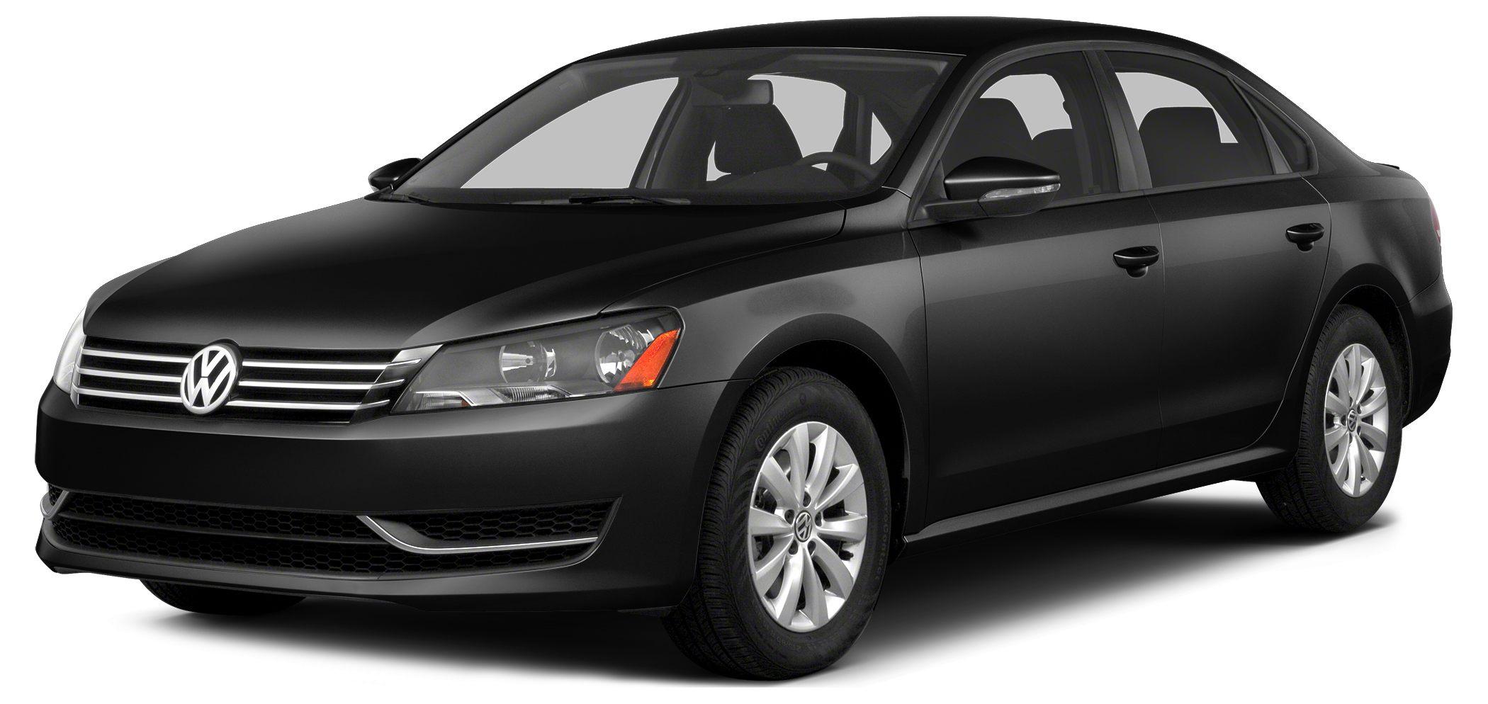 2014 Volkswagen Passat 18T SEL Premium Miles 55736Color Black Stock SB16538A VIN 1VWCT7A3XE