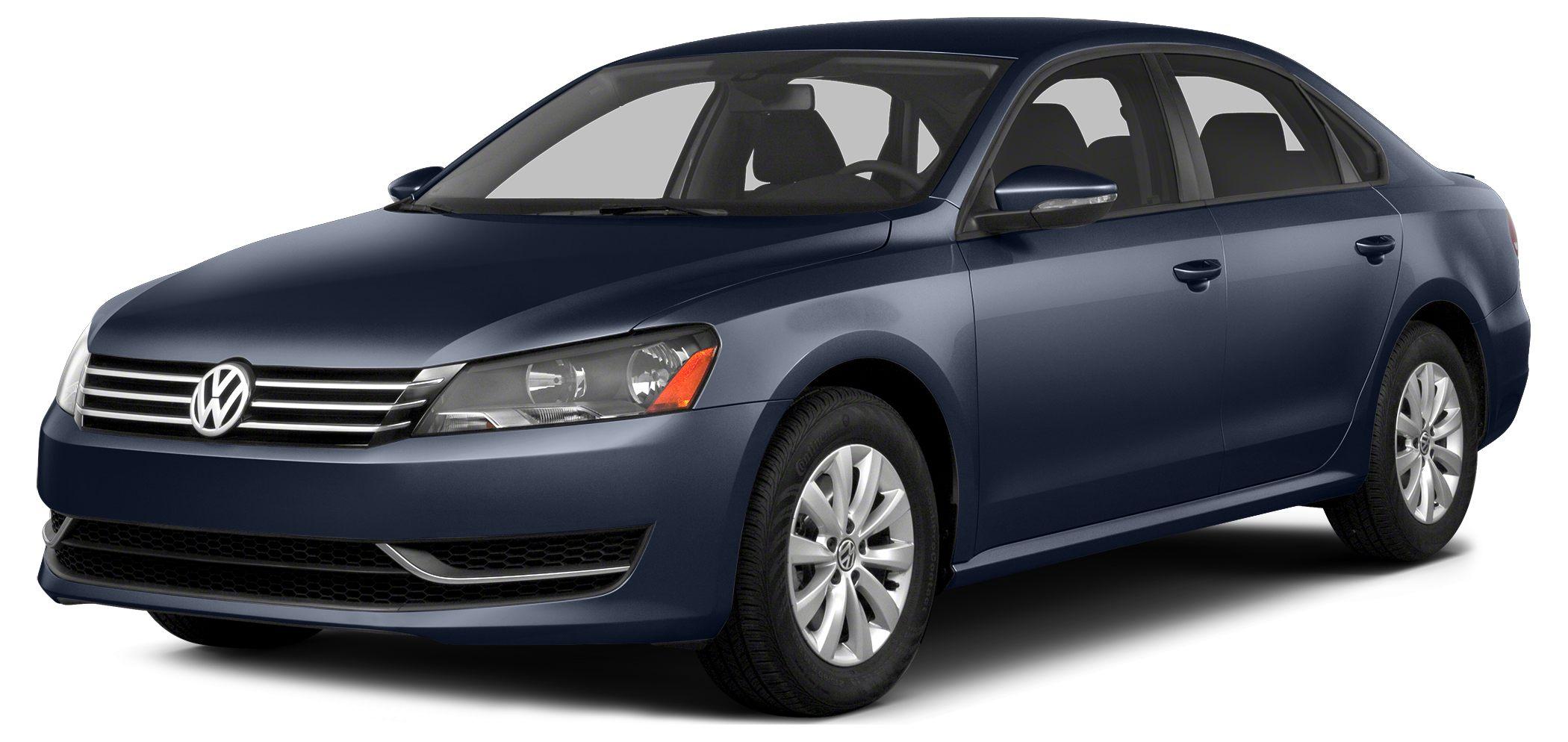 2014 Volkswagen Passat 20 TDI SE CARFAX 1-Owner Excellent Condition LOW MILES - 14752 1900