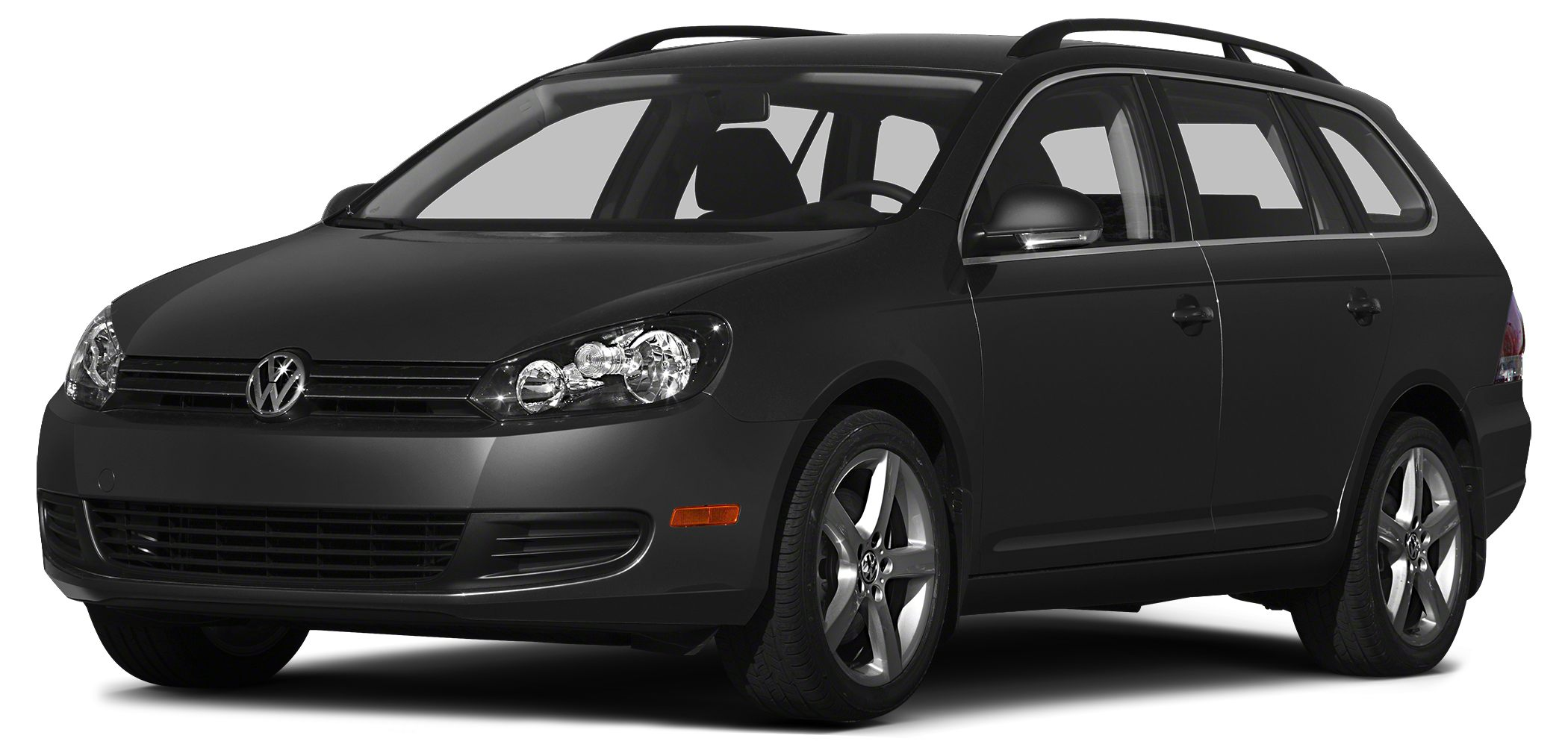 2014 Volkswagen Jetta SportWagen  25L 5-Cylinder DOHC 6-Speed Automatic with Tiptronic and Blac