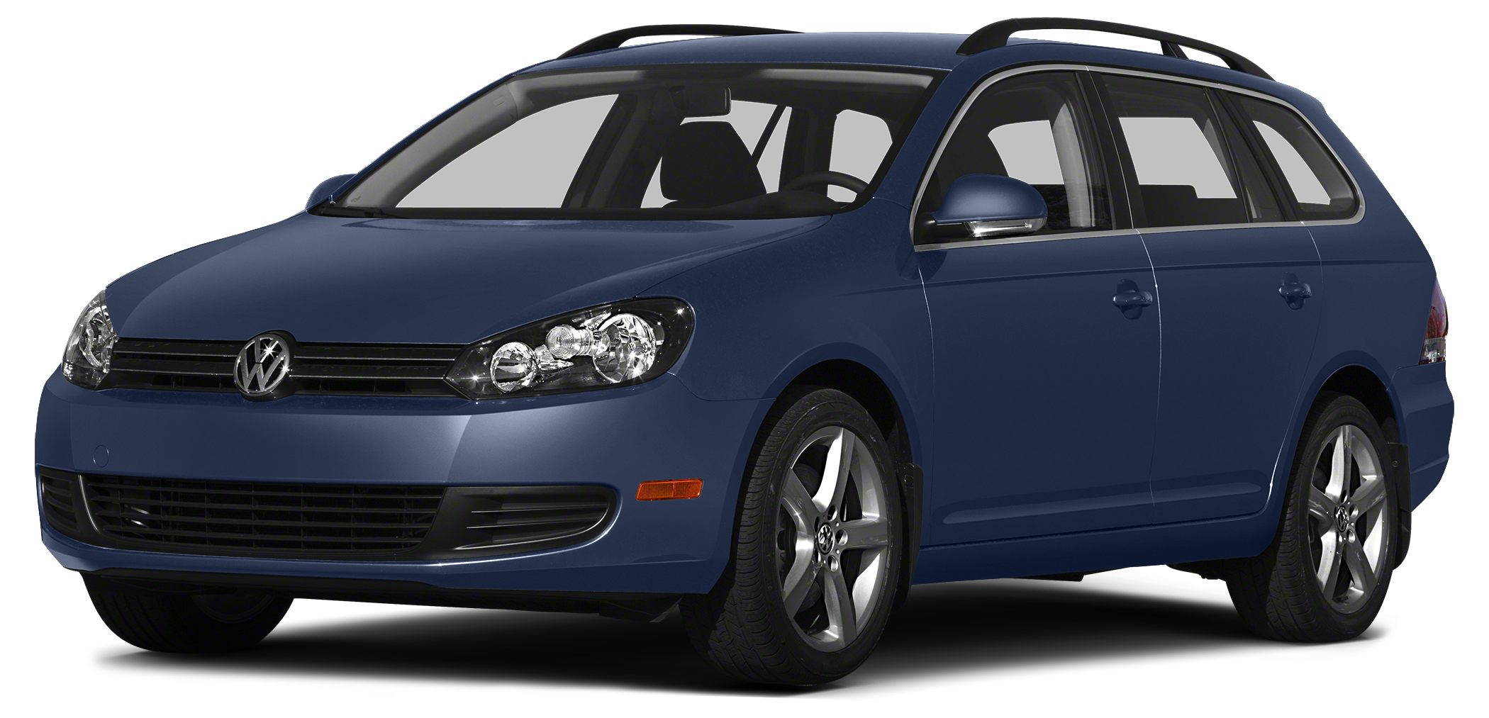 2014 Volkswagen Jetta SportWagen PZEV WE OFFER FREE LIFETIME INSPECTION Miles 24921Color Blue