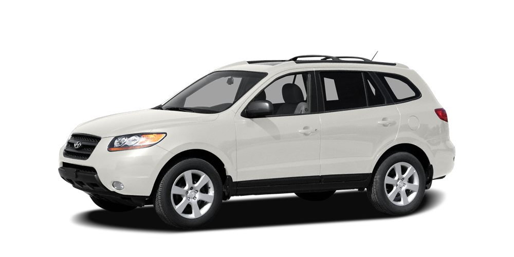 2008 Hyundai Santa Fe Limited Stability Control ABS Brakes Front Wheel Drive Low miles for a 2008