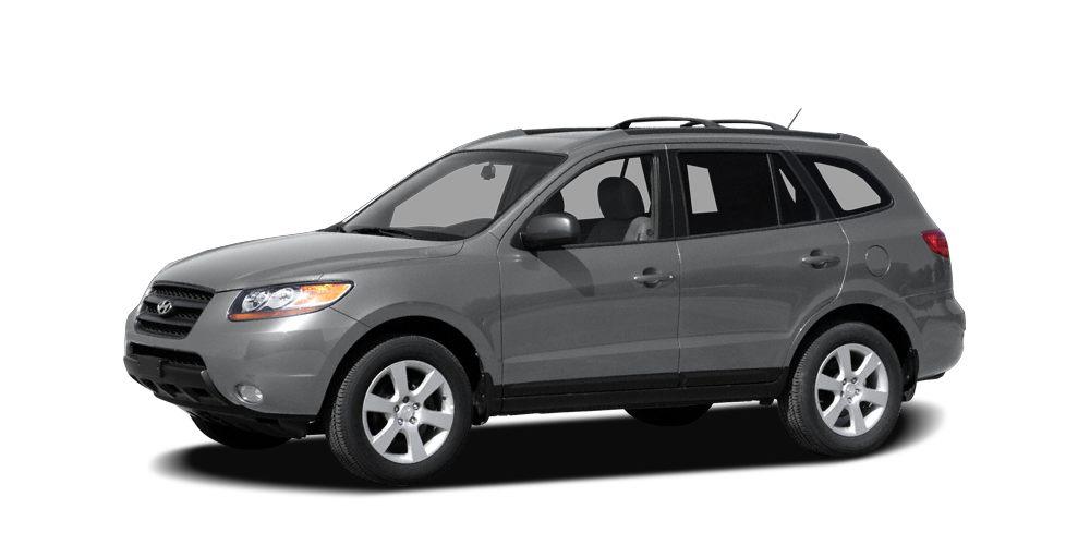 2008 Hyundai Santa Fe GLS Grab a deal on this 2008 Hyundai Santa Fe GLS while we have it Roomy ye