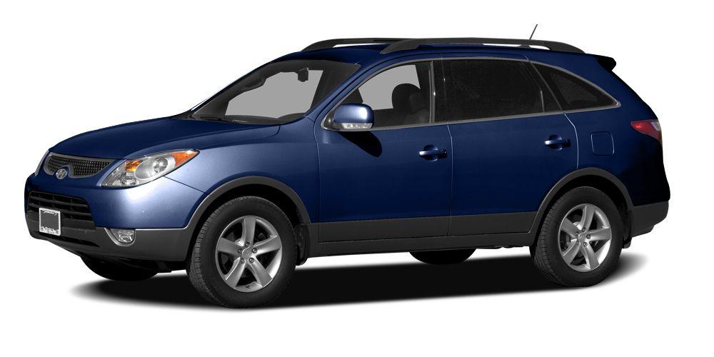 2008 Hyundai Veracruz GLS Miles 82473Color Deep Blue Mica Stock 151801B VIN KM8NU73C78U04543