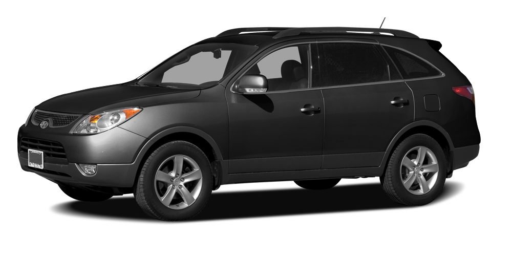 2008 Hyundai Veracruz Limited Excellent Condition ONLY 60305 Miles Limited trim 3rd Row Seat
