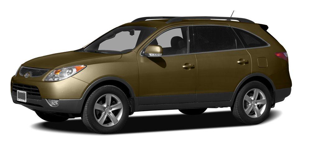 2008 Hyundai Veracruz Limited THIS PRE-OWNED 2012 VERACRUZ LIMITED REMEMBER AT DAYTONA HYUNDAI