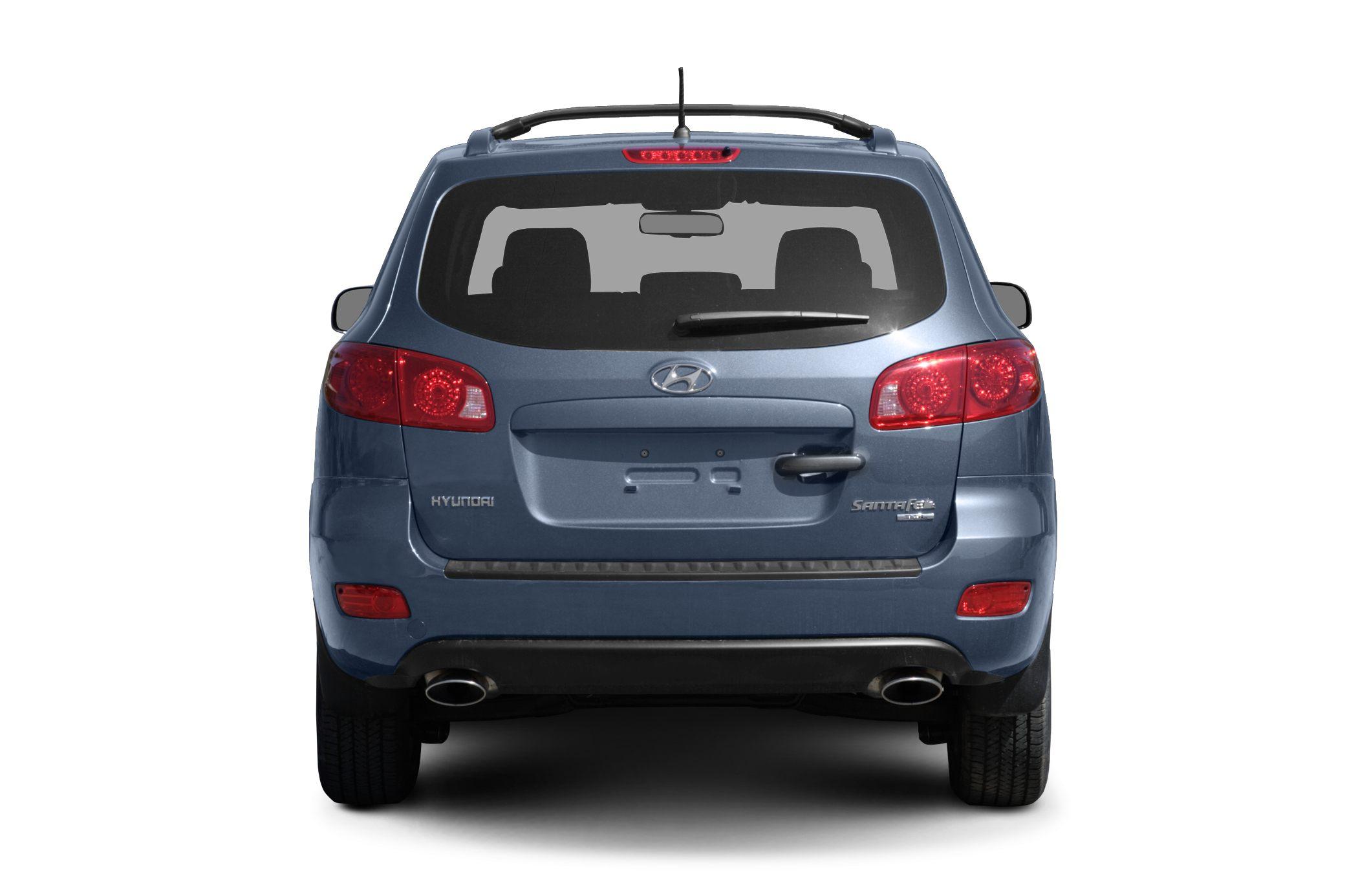 Used 2008 Hyundai Santa Fe Inventory Vehicle Details at Ipswich