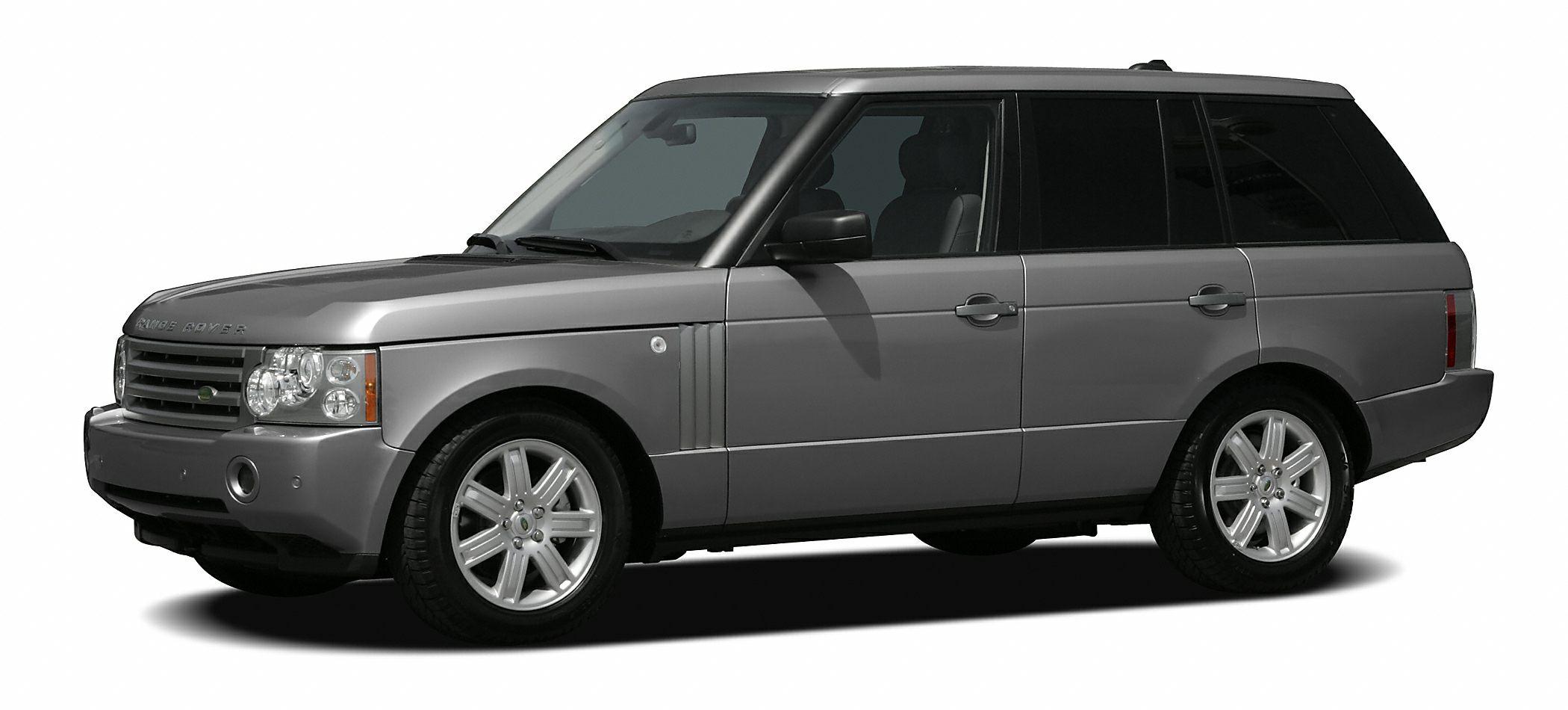 2006 Land Rover Range Rover HSE Miles 119812Color Gray Stock 16384A VIN SALMF15446A218603