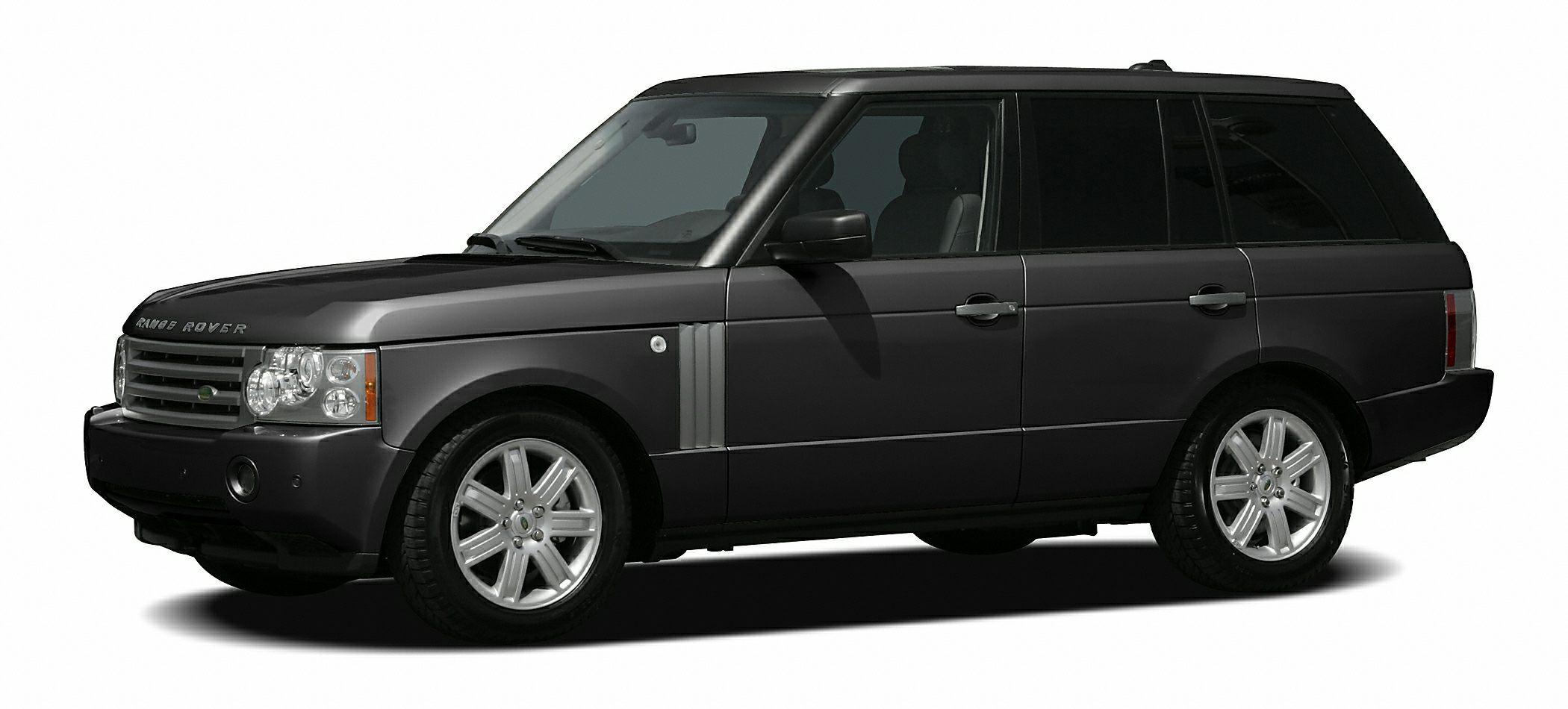 2006 Land Rover Range Rover HSE Miles 91077Color Black Stock 16269 VIN SALME15406A236728