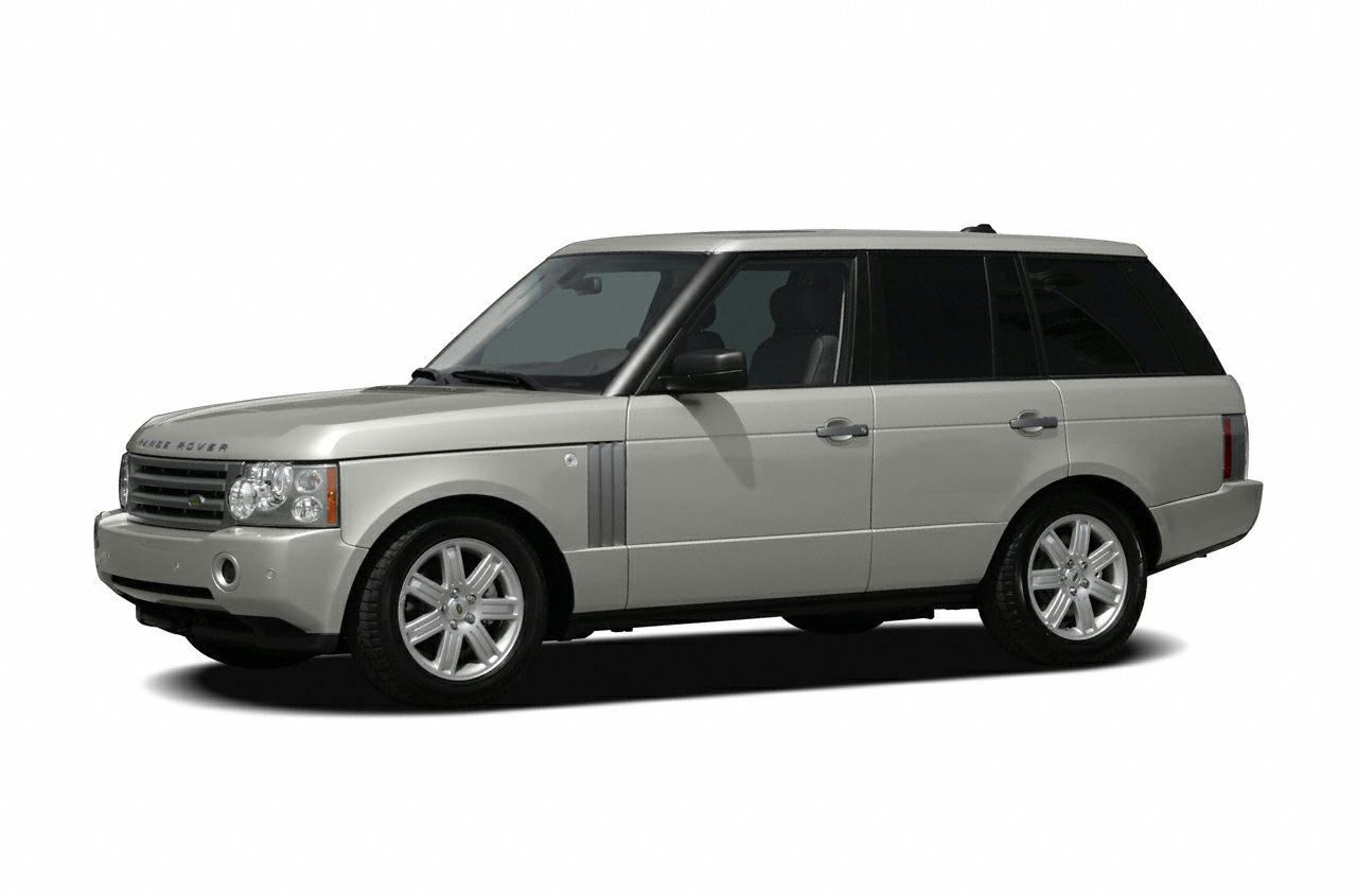 2006 Land Rover Range Rover HSE Miles 99492Color Silver Stock 214902 VIN SALME15416A214902