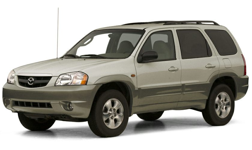 2001 Mazda Tribute LX V6 Come see this 2001 Mazda Tribute LX Its Automatic transmission and Gas V