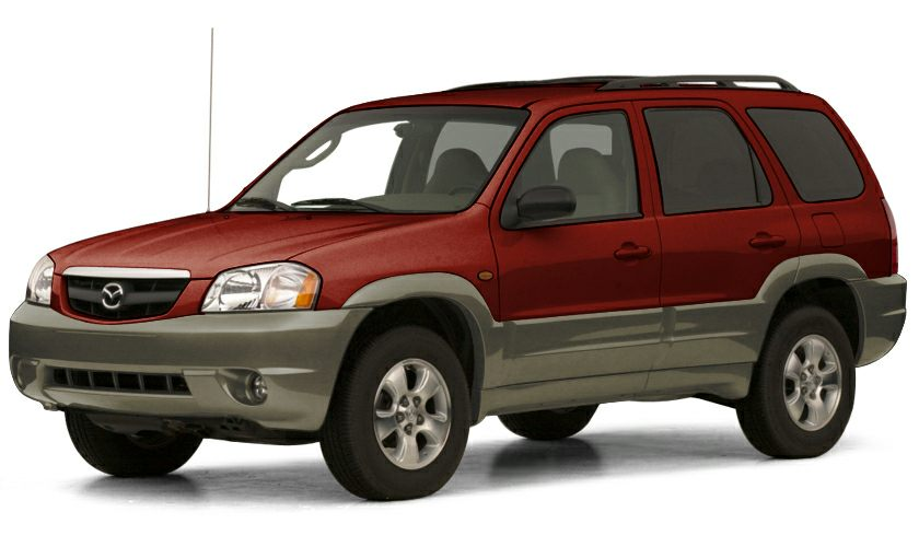 2001 Mazda Tribute LX V6 Mazdas first sport-utility vehicle since the departure of the Navajo ha