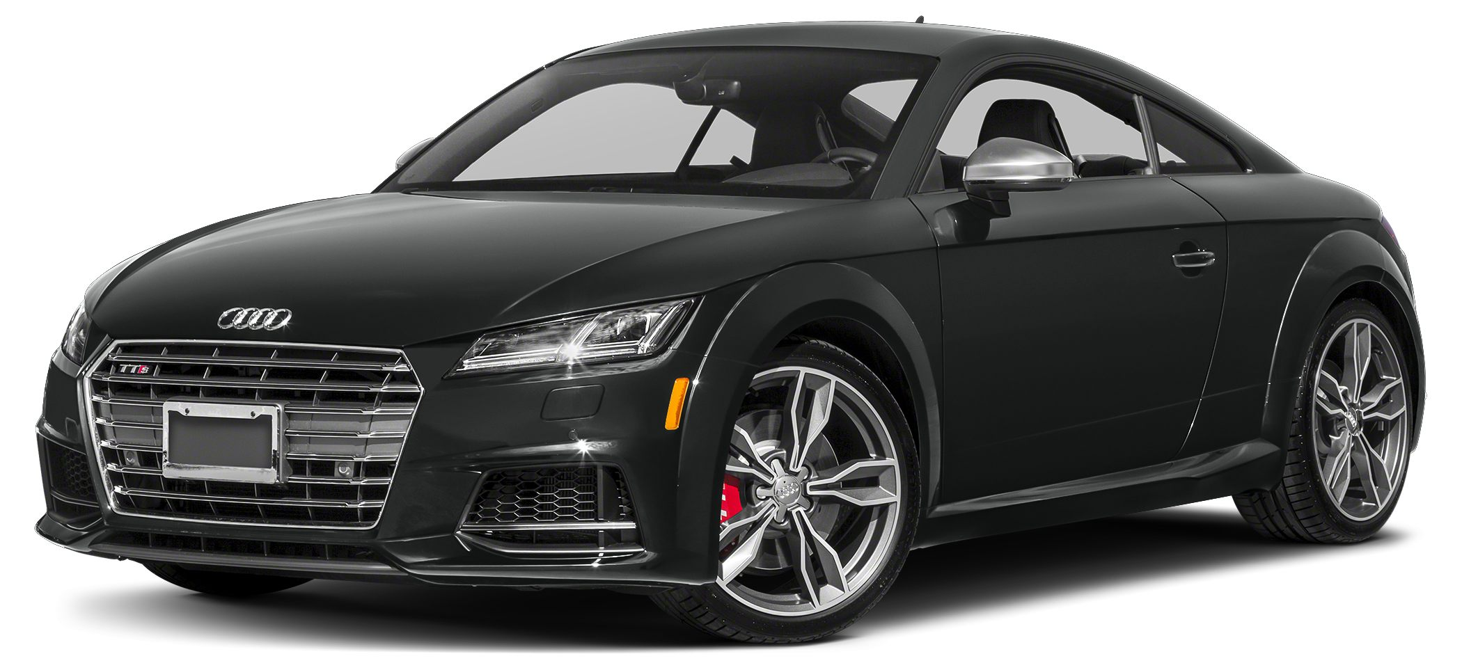 2018 Audi TTS 20T quattro Optional equipment includes Technology Package Black Optic Package S