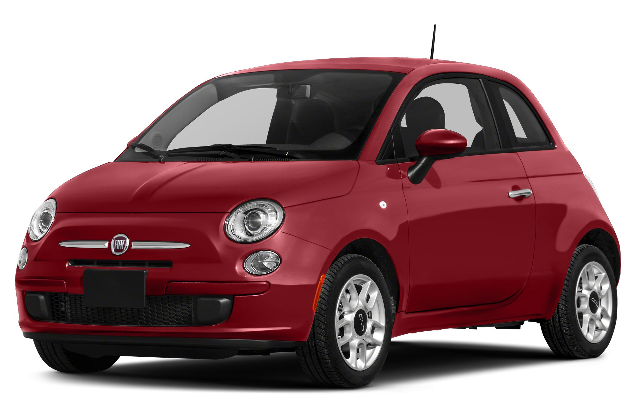 2015 FIAT 500 Sport Vehicle Options ABS Brakes Fog Lights Side Head Curtain Airbag Air Conditionin