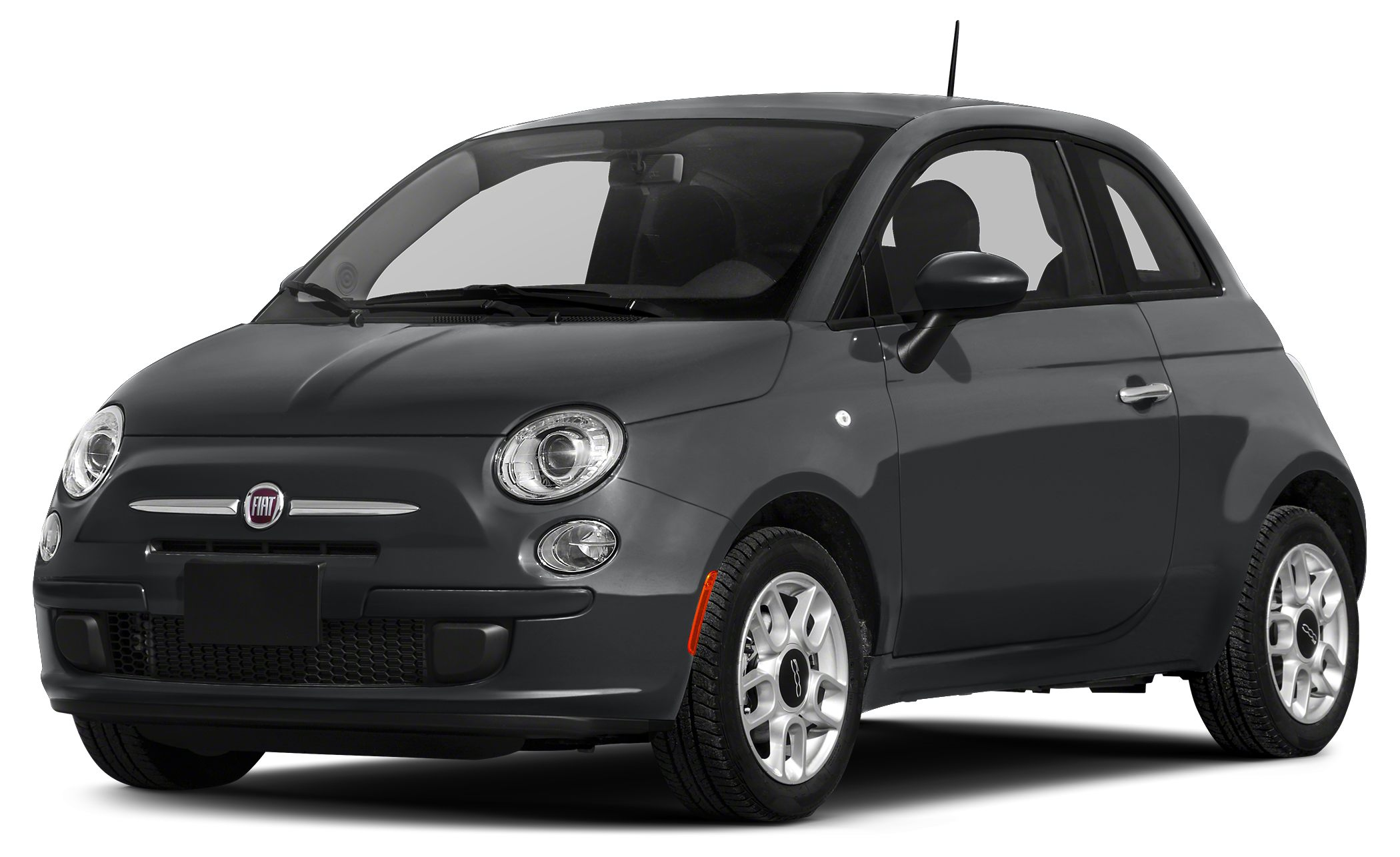2015 FIAT 500 Sport CARFAX 1-Owner LOW MILES - 8686 EPA 40 MPG Hwy31 MPG City Sport trim iPo