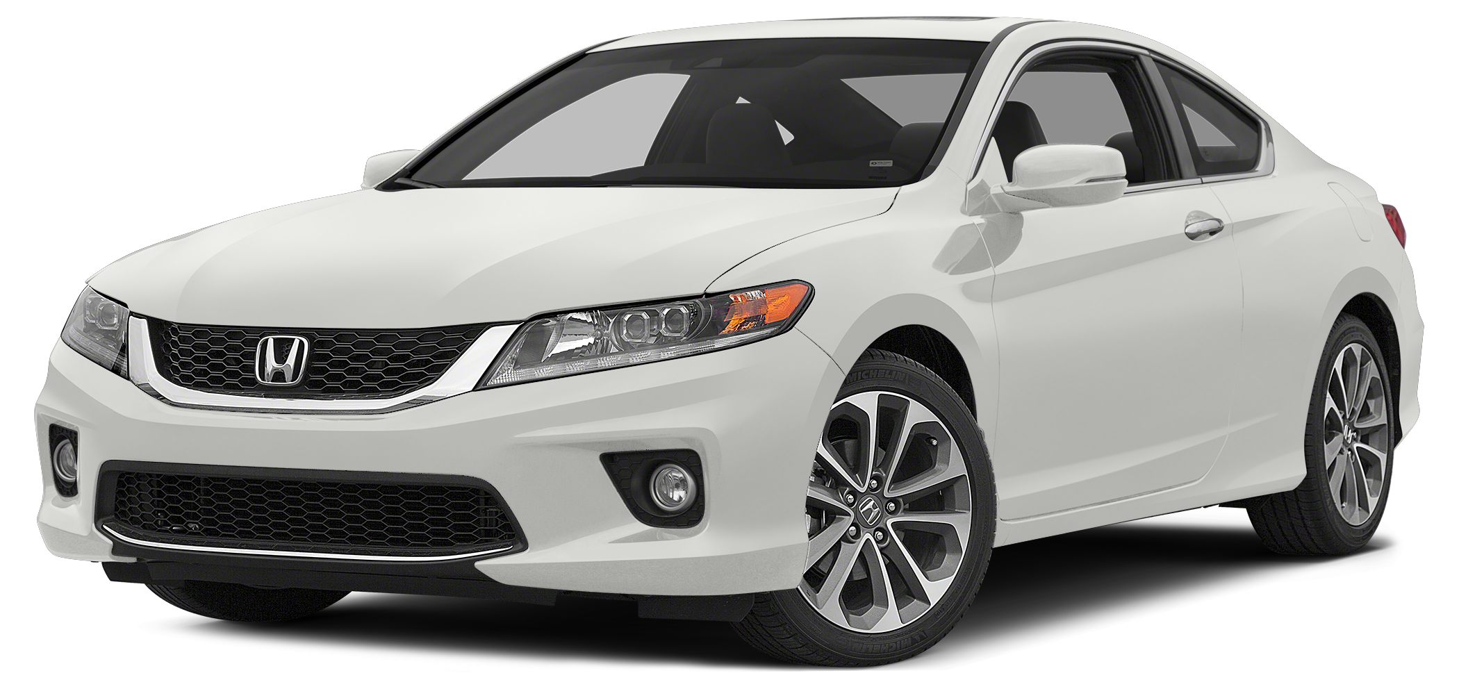 2013 Honda Accord EX-L V6 w Navigation Miles 42343Color White Orchid Pearl Stock 004289 VIN