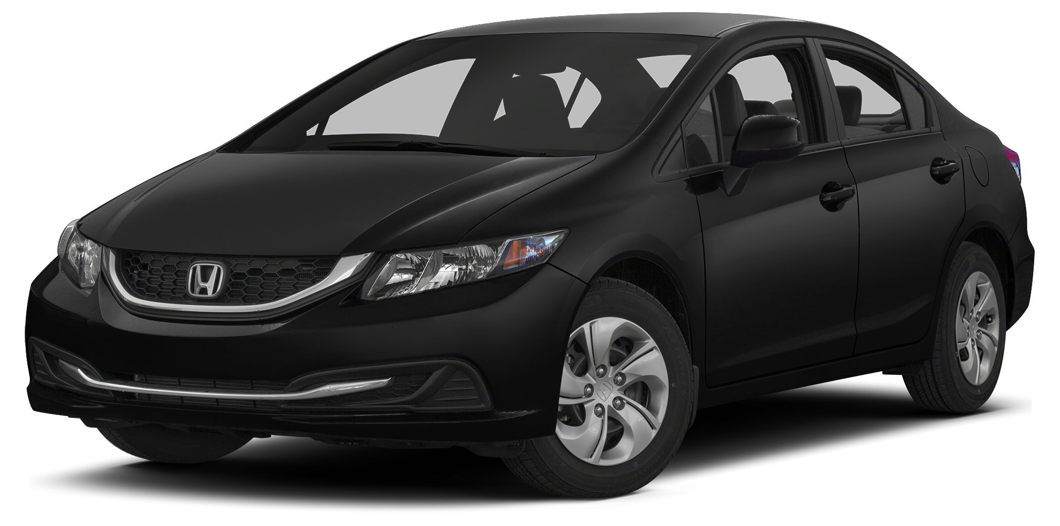 2013 Honda Civic LX 20 YR200K WARRANTY CARFAX ONE OWNER and This is a BHO Car BRANDON HOND
