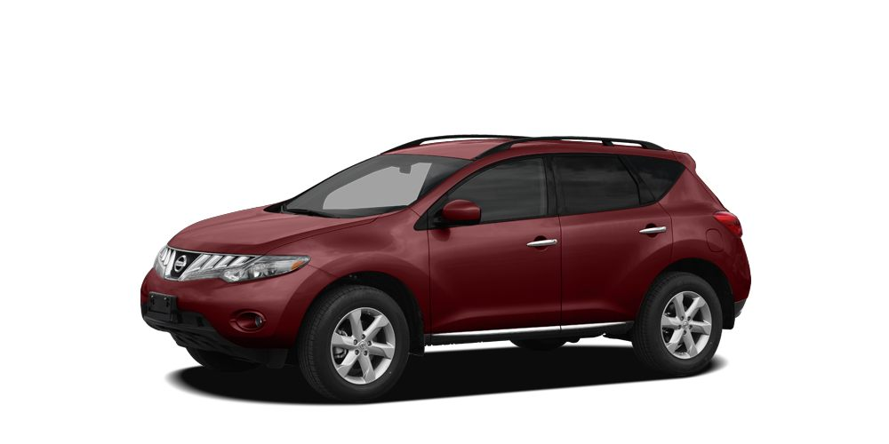 2009 Nissan Murano SL ONLY 1 PREVIOUS OWNER SUPER CLEAN SL PACKAGE WHICH MEANS FULLY LOADED
