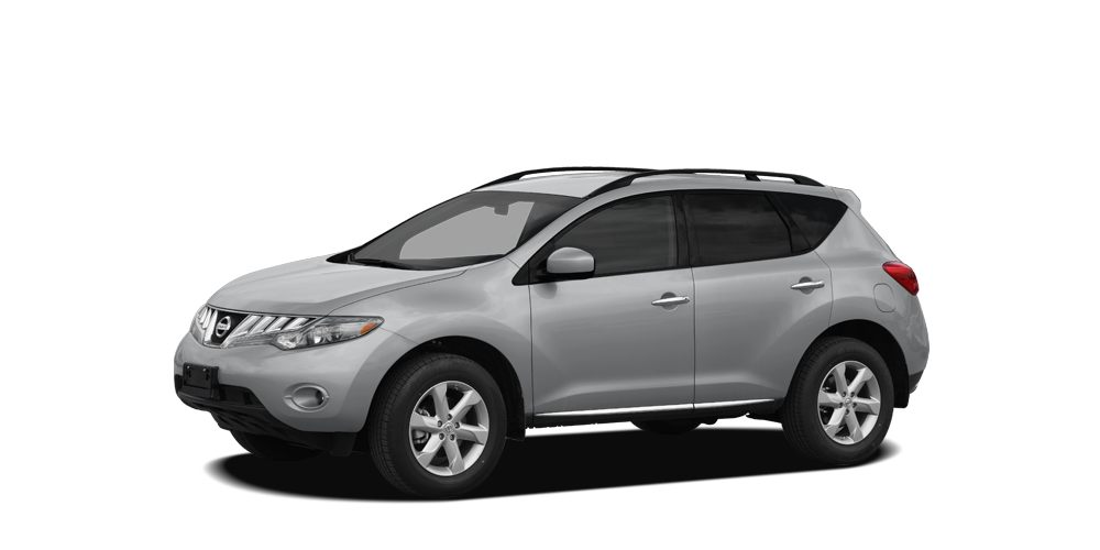 2009 Nissan Murano S Miles 82397Color Brilliant Silver Metallic Stock 18582 VIN JN8AZ18WX9W2