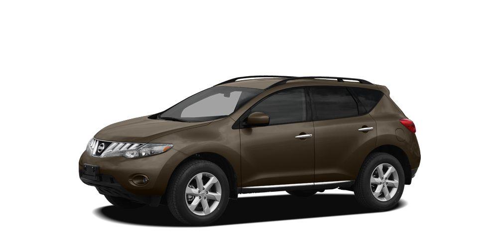 2009 Nissan Murano SL Miles 34852Color Tinted Bronze Metallic Stock 21158A VIN JN8AZ18U59W10
