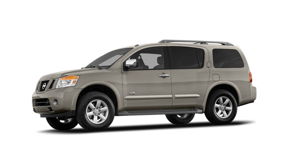 2009 Nissan Armada SE Call us today This is the Best Deal on the Internet Miles 138662Color