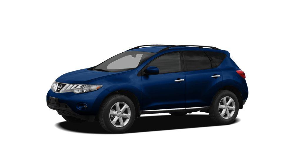 2009 Nissan Murano SL ALL CERTIFIED NISSANS COME WITH FROM THERE IN SERVICE DATE A 7YR100000 MI