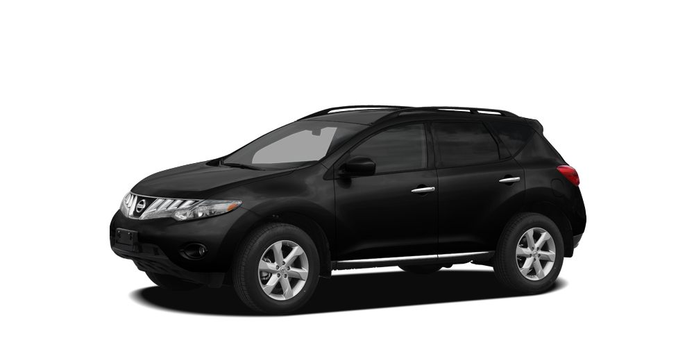 2009 Nissan Murano SL All Wheel Drive Talk about a deal Are you still driving around that old th