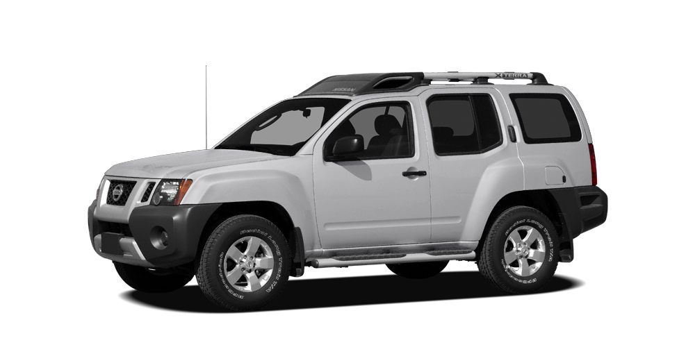 2009 Nissan Xterra S This 2009 Nissan Xterra 4dr 2WD 4dr Automatic S SUV features a 40L V6 CYLIND