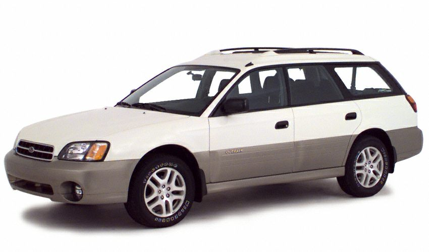 2001 Subaru Outback Base  ONE PRICE STOP NO HASSLE NO HAGGLE CAR BUYING EXPERIENCE Mil