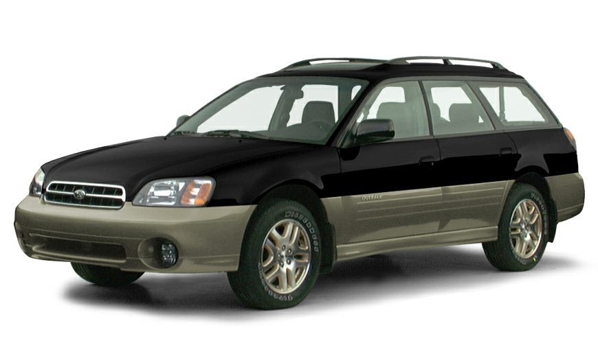 2001 Subaru Outback Limited  WHEN IT COMES TOEXCELLENCE IN USED CAR SALESYOU KNOW YOURE AT S