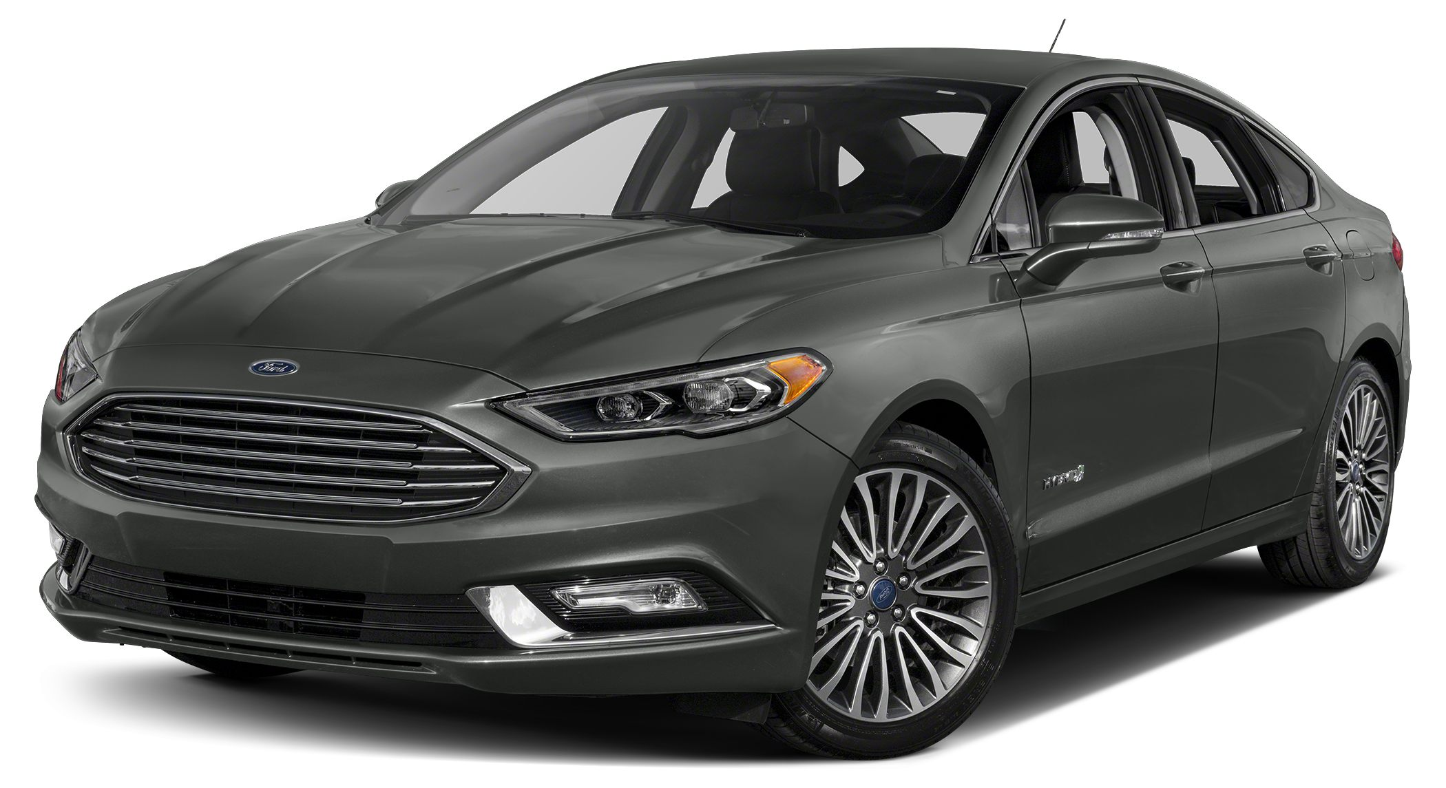 2017 Ford Fusion Hybrid HYBRID The newly designed Ford Fusion is more stunning than ever New to t