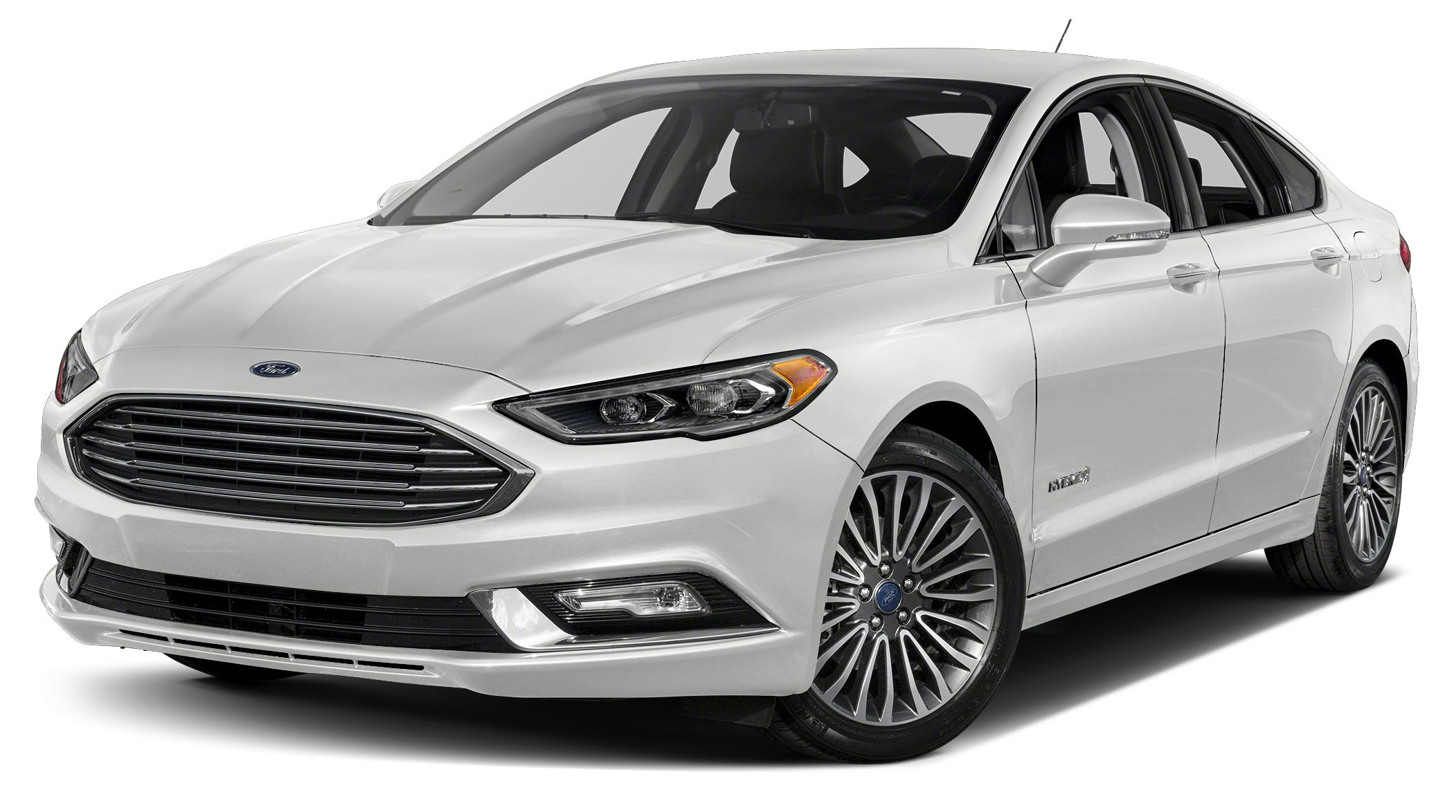 2017 Ford Fusion Hybrid Titanium The newly designed Ford Fusion is more stunning than ever New to