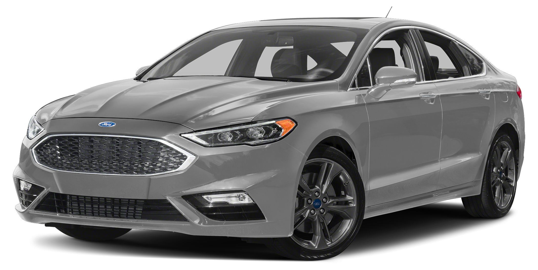 2017 Ford Fusion SE Miles 0Color Ingot Silver Stock IP-110861 VIN 3FA6P0H77HR110861