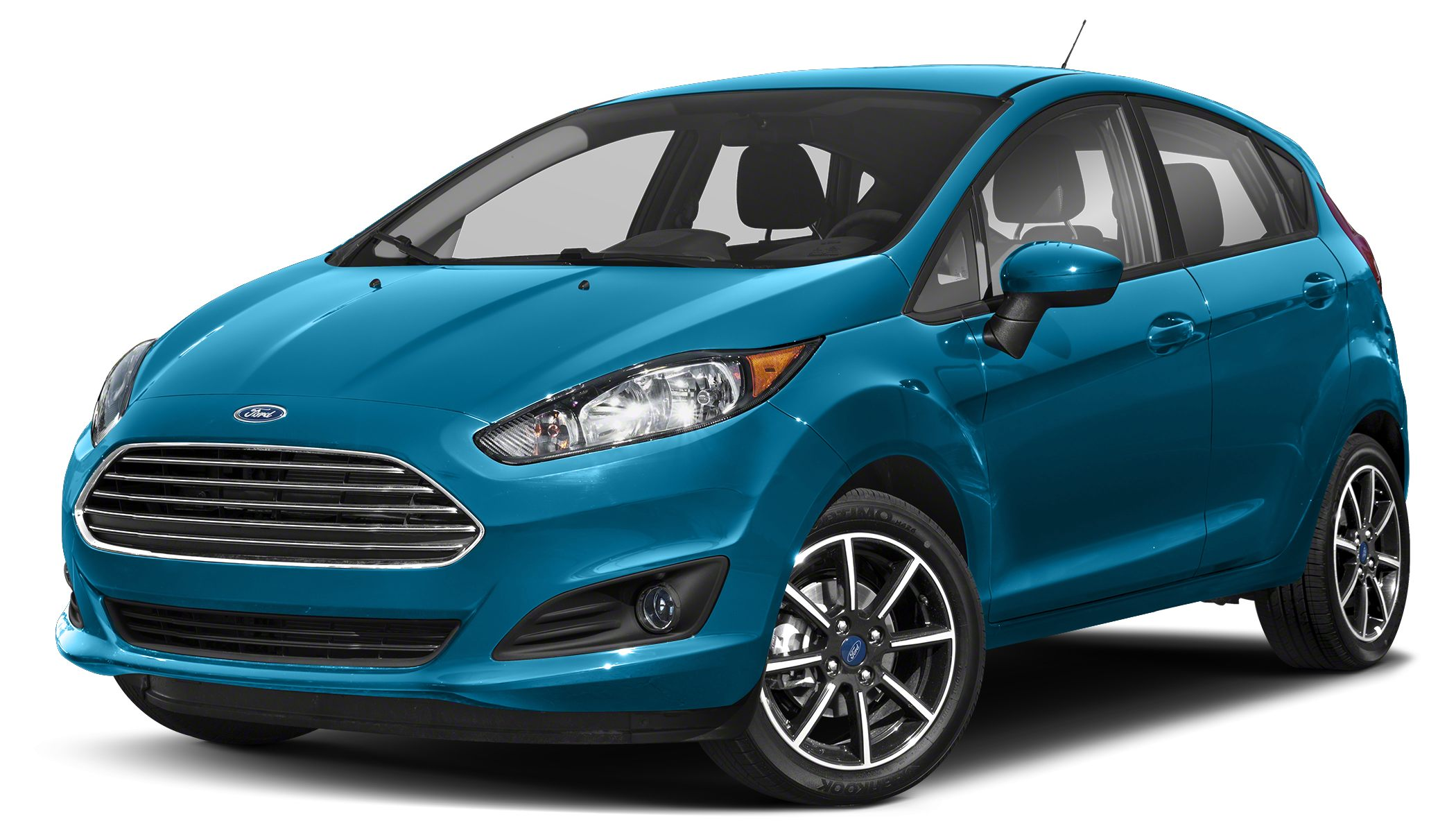 2017 Ford Fiesta SE Miles 0Color Blue Candy Stock F8154 VIN 3FADP4EJ9HM158227