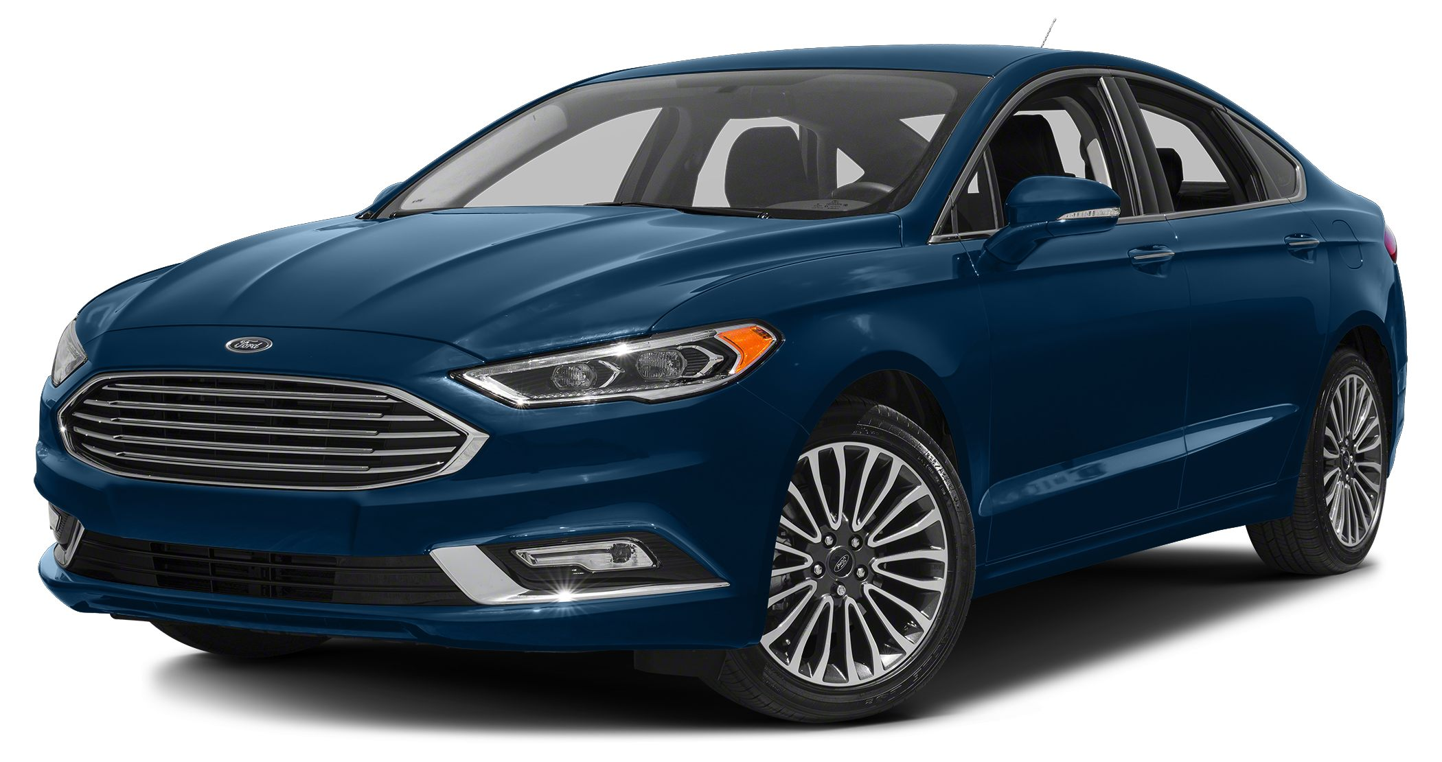 2017 Ford Fusion Titanium The newly designed Ford Fusion is more stunning than ever New to the 20