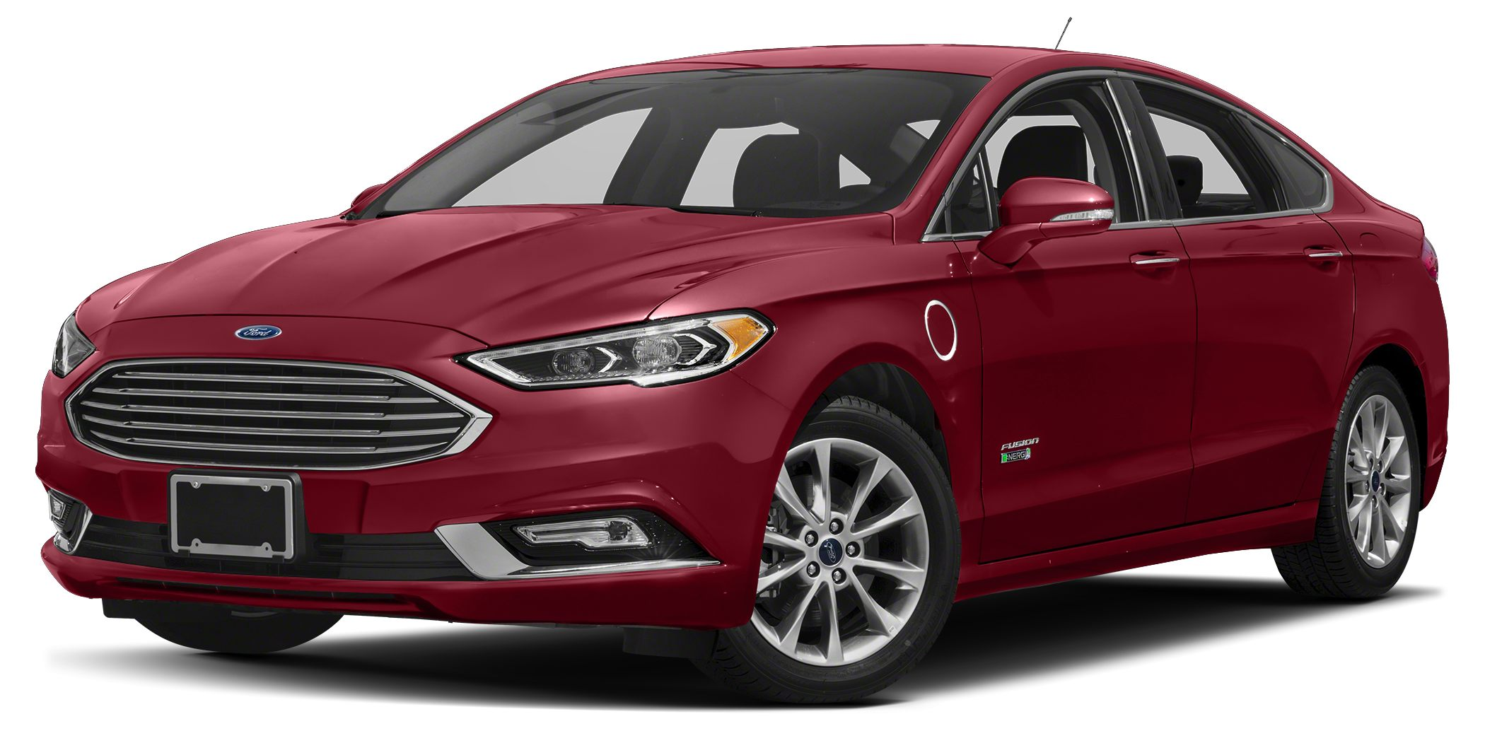 2017 Ford Fusion Energi Titanium The newly designed Ford Fusion Energi is more stunning than ever
