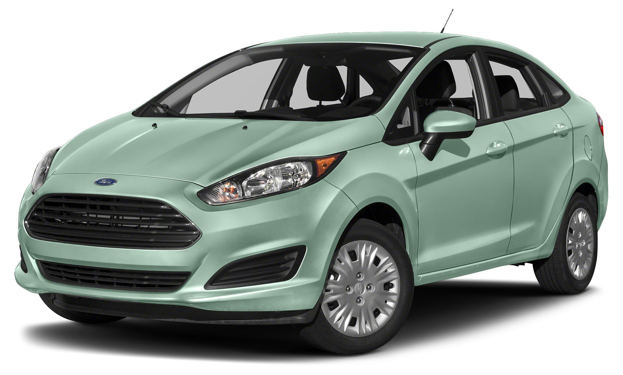 2017 Ford Fiesta SE Miles 0Color Bohai Bay Mint Stock F8210 VIN 3FADP4BJ2HM159739