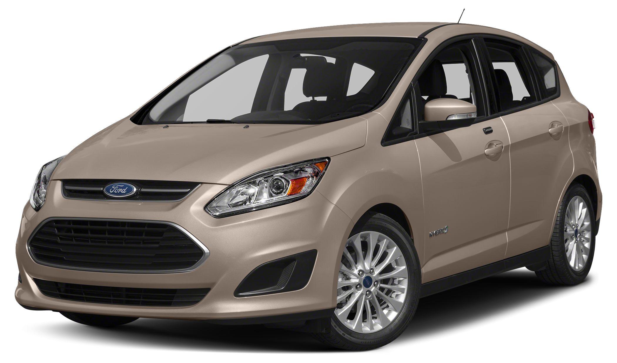 2018 Ford C-Max Hybrid Titanium 2018 Ford C-Max Hybrid Titanium 3842 HighwayCity MPG Price inclu