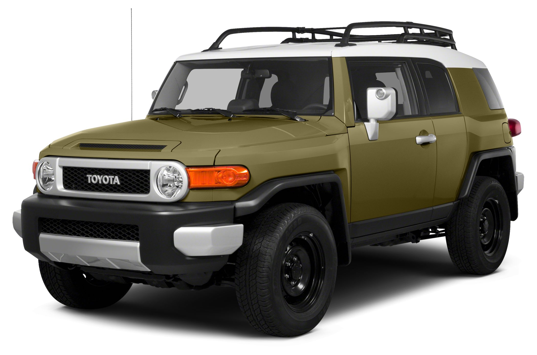 2014 Toyota FJ Cruiser Base Miles 9810Color Beige Stock T26041 VIN JTEBU4BF8EK200024