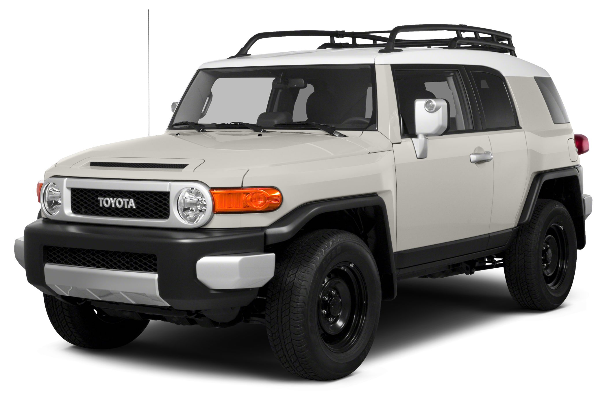 2014 Toyota FJ Cruiser Base Miles 12788Color White Stock U3538 VIN JTEZU4BF2EK013814
