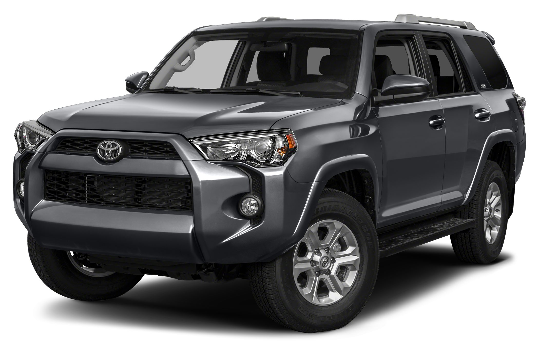 2015 Toyota 4Runner SR5 A family commuter on the weekdays and off-road adventurer on the weekends