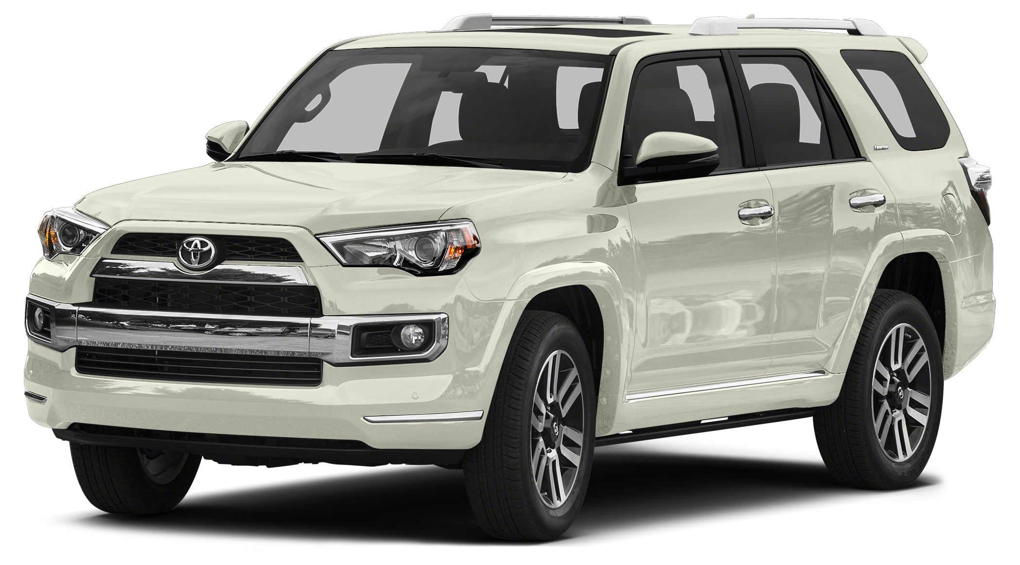 2015 Toyota 4Runner Limited A family commuter on the weekdays and off-road adventurer on the weeke