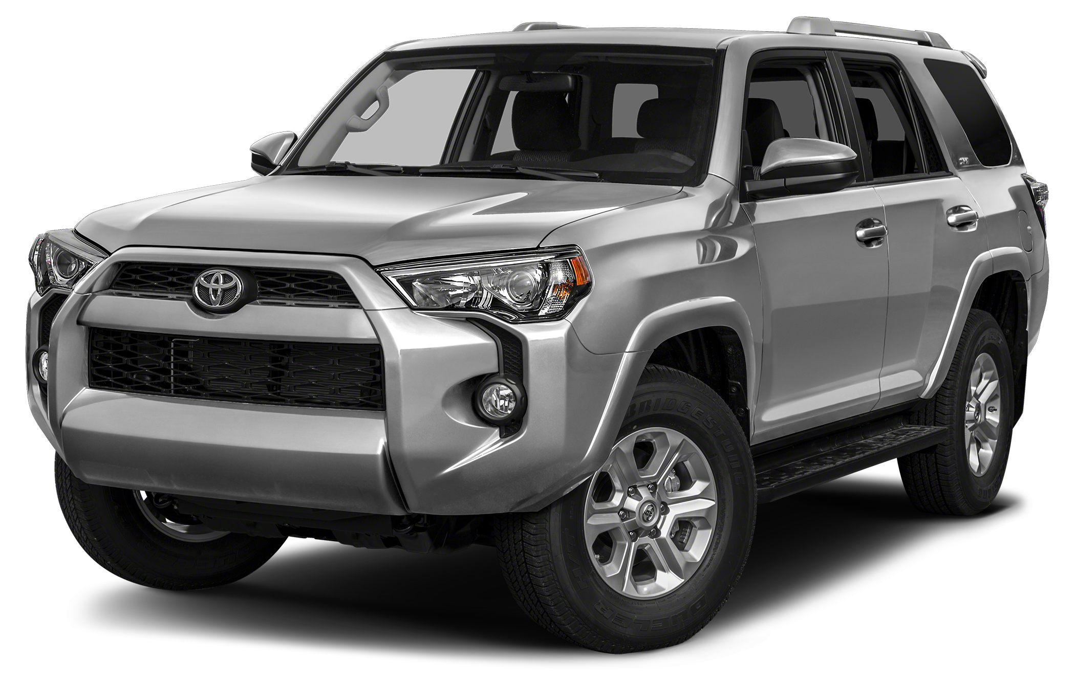 2015 Toyota 4Runner SR5 Miles 2Color Silver Stock T25813 VIN JTEBU5JR4F5208526