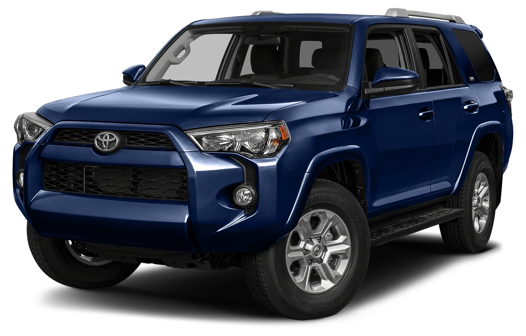 2015 Toyota 4Runner SR5 Miles 25Color Blue Stock T26195 VIN JTEBU5JR1F5212498