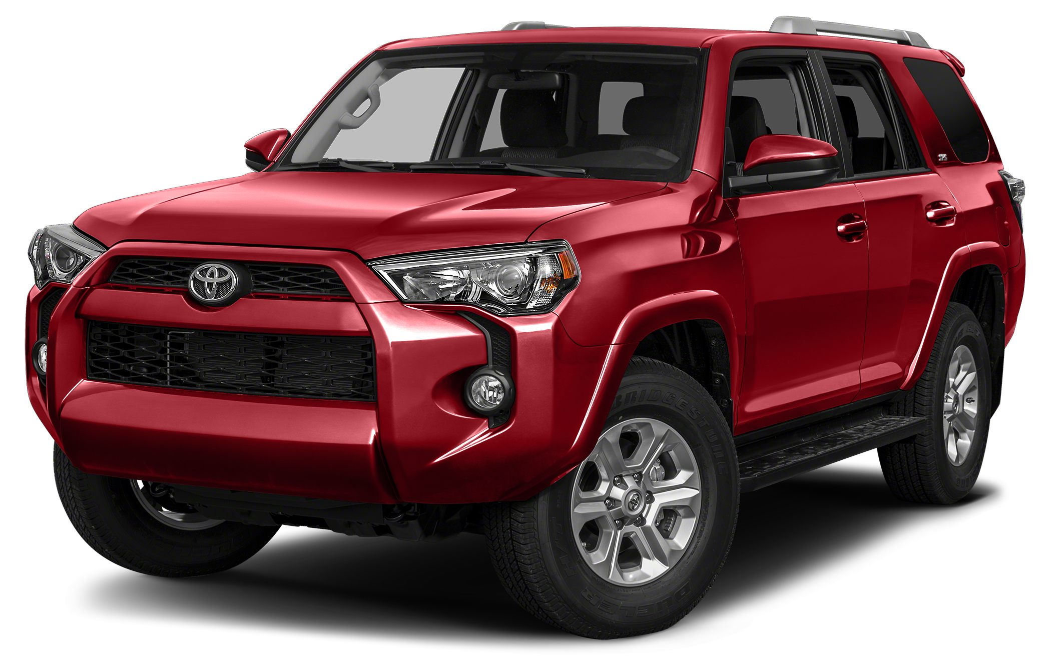 2016 Toyota 4Runner SR5 Premium Miles 0Color Barcelona Red Metallic Stock 34076 VIN JTEZU5JR