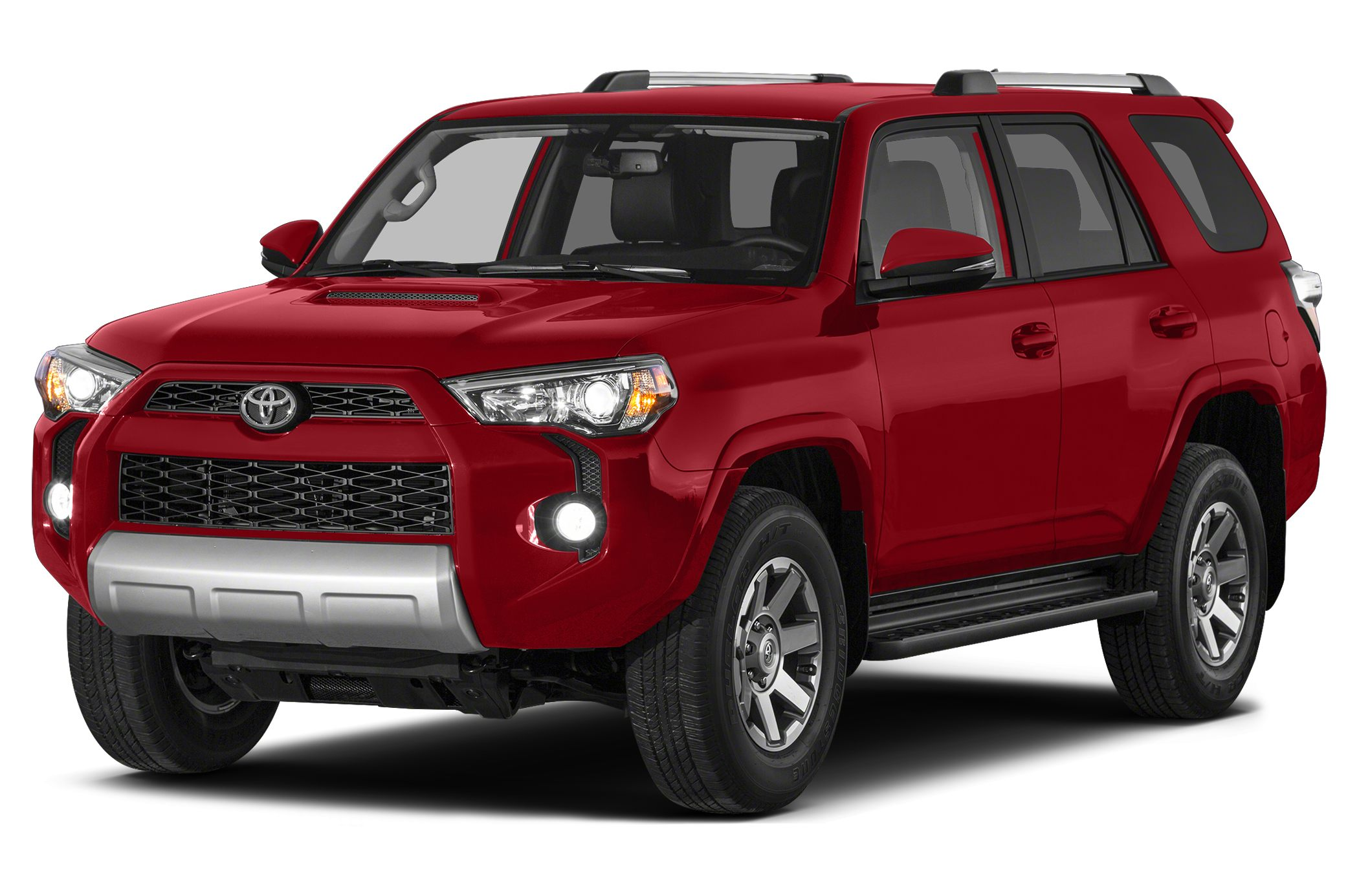 2015 Toyota 4Runner TRD Pro A family commuter on the weekdays and off-road adventurer on the weeke