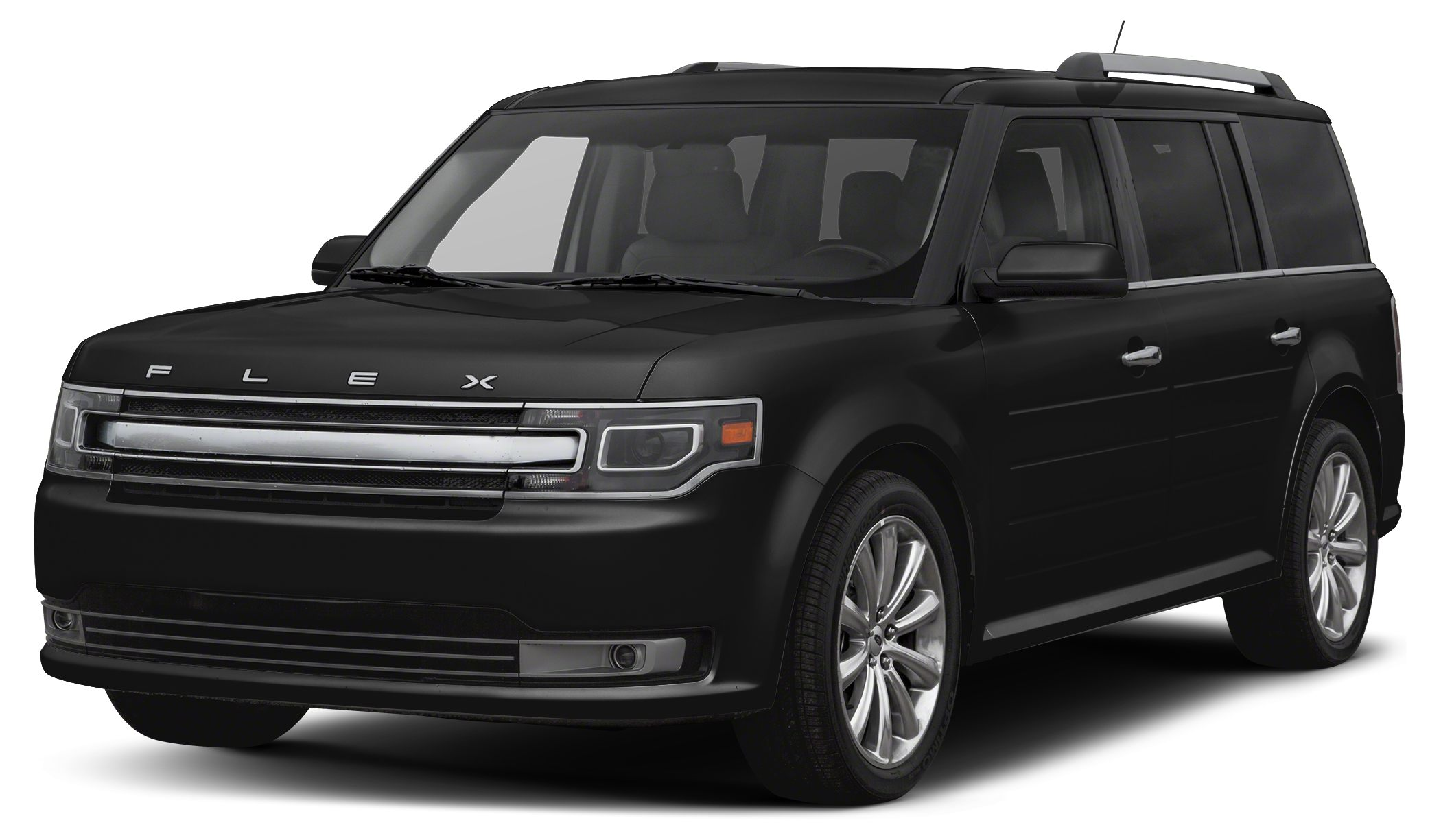 2014 Ford Flex Limited Flex Limited 4D Sport Utility 35L V6 Ti-VCT 6-Speed Automatic with Sele