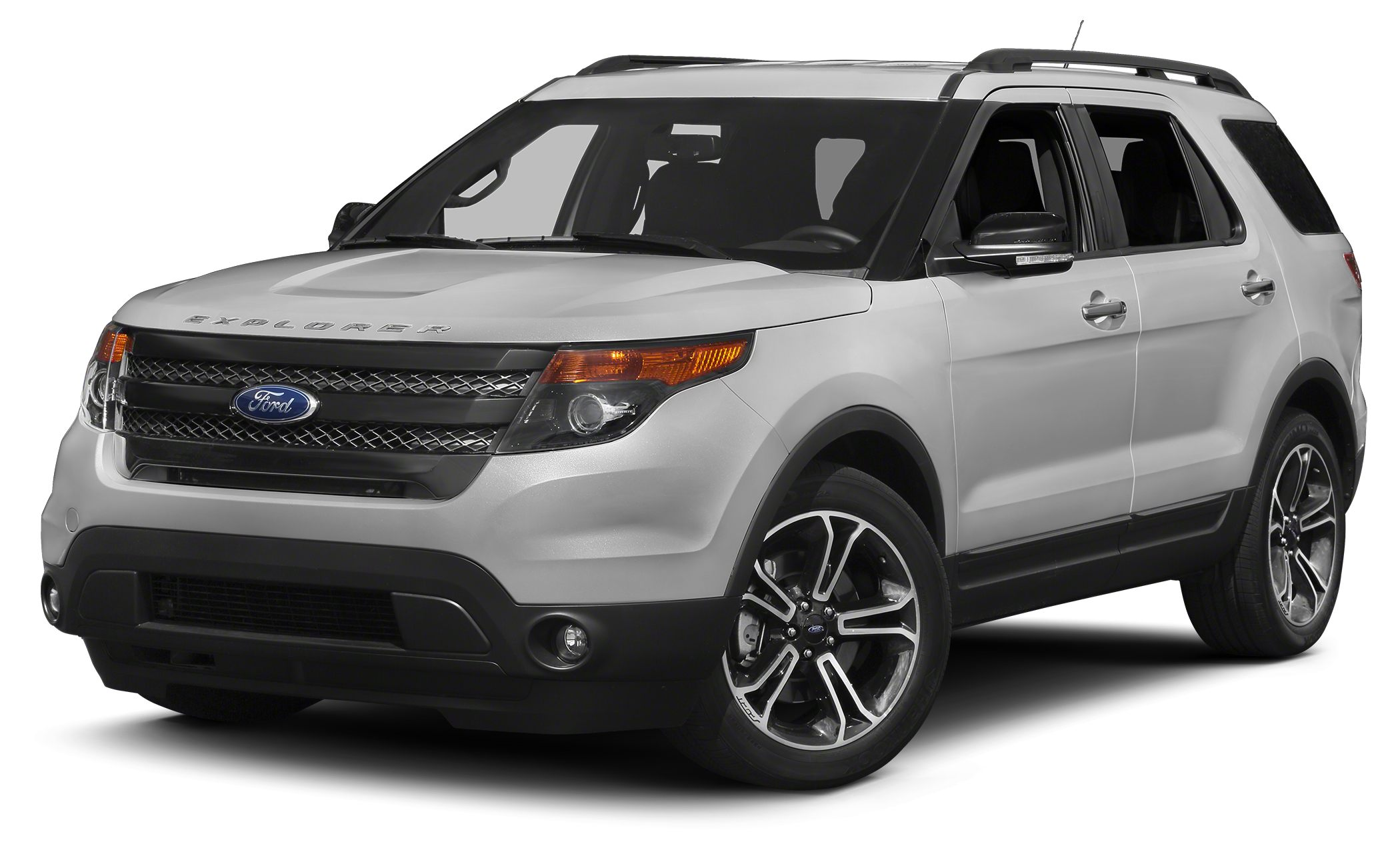 2013 Ford Explorer Sport Sport trim Spotless Dealer Certified 3rd Row Seat Heated Leather Seats