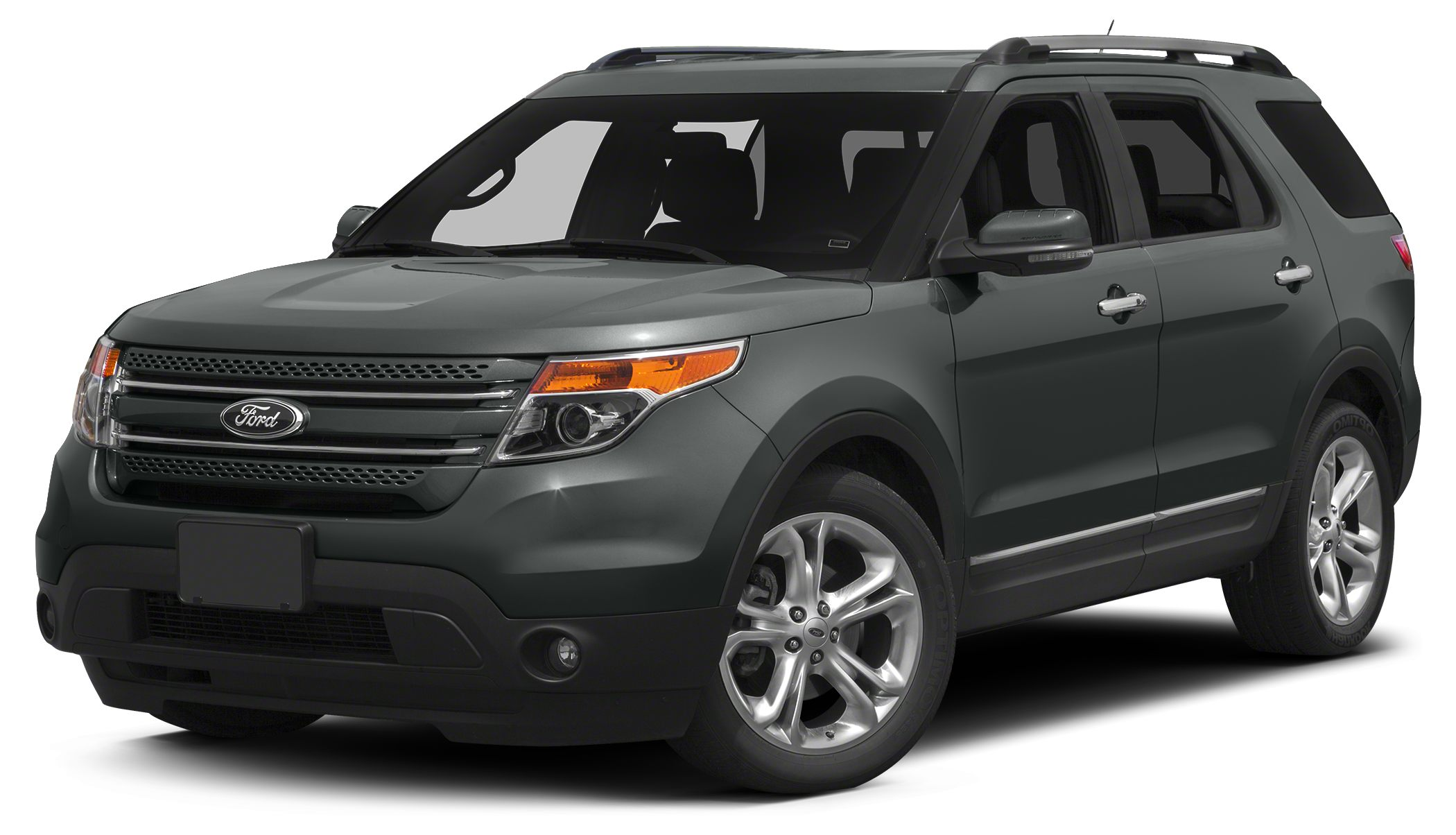 2013 Ford Explorer Limited Take command of the road in the 2013 Ford Explorer It offers the lates